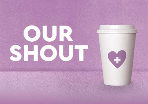 It's Our Shout!