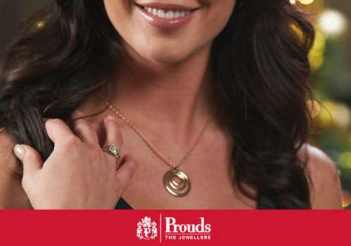 Prouds The Jewellers Sale is on now