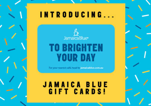 Jamaica Blue gift cards now available